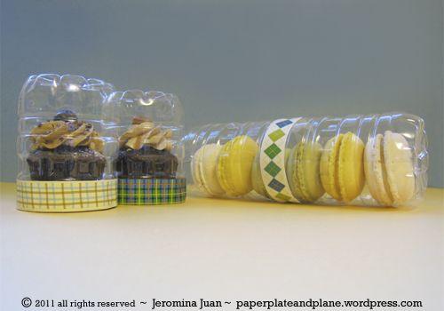 環保包裝-寶特瓶裝餅乾