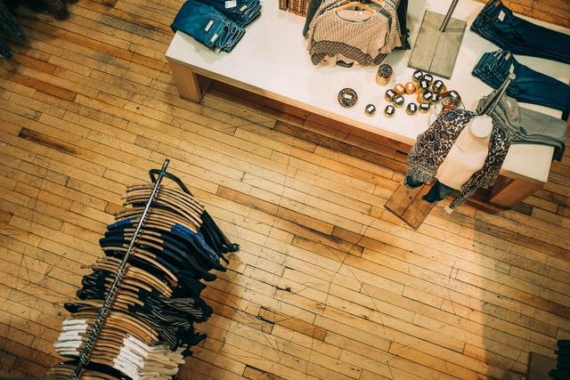 斷捨離物品怎麼處理: 二手衣物店鋪