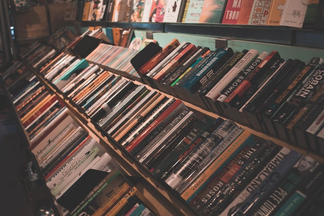 斷捨離物品怎麼處理: 二手書店
