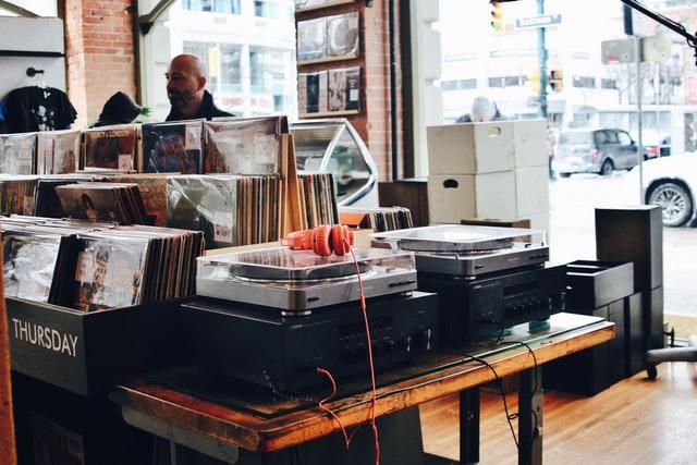 斷捨離物品怎麼處理: 二手唱片、CD、黑膠